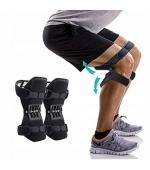 Set stabilizator pentru genunchi cu arcuri  (cod T08)
