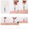 Ventuze plastic cu magneti si pompa (cod V03)