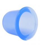 Large food grade silicone cups for body massage (code V15)